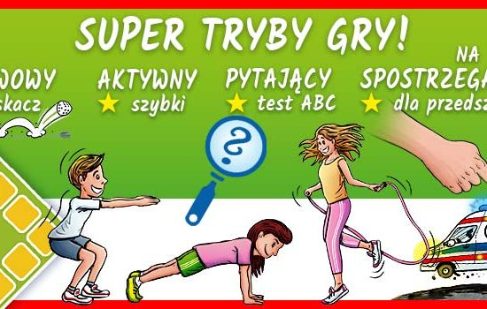 Tryby Gry - KumamGre.pl