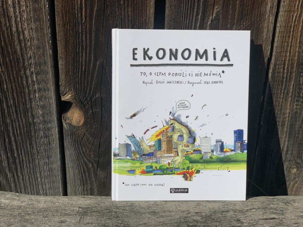 Książka Ekonomia - KumamGre.pl