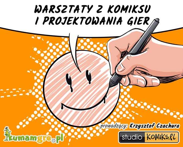 Warztaty z Komiksu - KumamGre.pl