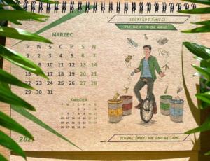 Kalendarz - KumamGre.pl