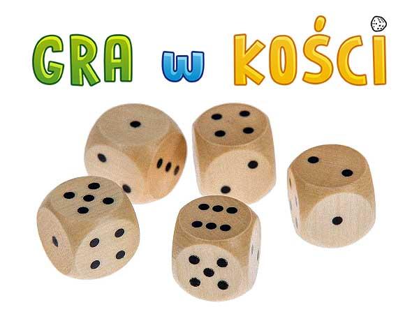 Gra w kości - KumamGre.pl