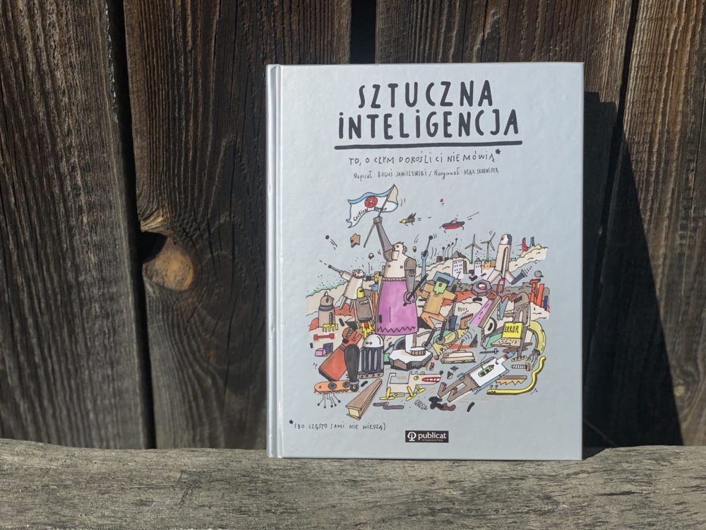 Książka Sztuczna Inteligencja - KumamGre.pl